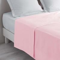 Home Sheet Douceur d intérieur LINA Pink / Clear