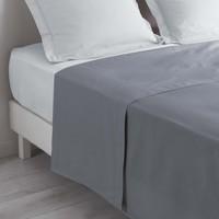 Home Sheet Douceur d intérieur LINA Grey / Mouse