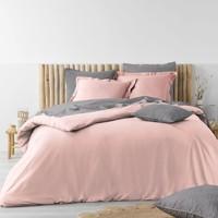 Home Bed linen Douceur d intérieur STONALIA Pink