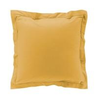 Home Pillowcase, bolster Douceur d intérieur PERCALINE Honey