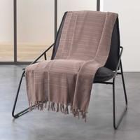 Home Blankets, throws Douceur d intérieur LILIA Taupe