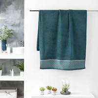 Home Towel and flannel Douceur d intérieur BELINA Blue