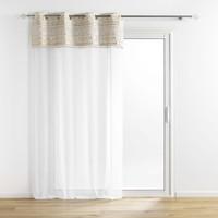 Home Curtains & blinds Douceur d intérieur SUNDORE Sable