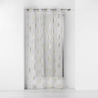 Home Curtains & blinds Douceur d intérieur SUNNY GOLD Sable
