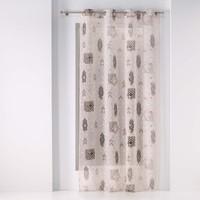 Home Curtains & blinds Douceur d intérieur JANGAL Sable