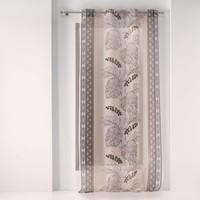 Home Curtains & blinds Douceur d intérieur KALAHARI Sable