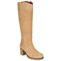 Shoes Women High boots Casual Attitude PASTILLE Black