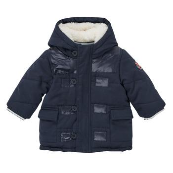 Clothing Boy Parkas Ikks MARINE Marine