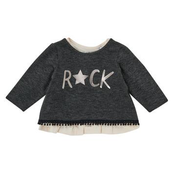 Clothing Girl Sweaters Ikks VENITIEN Marine