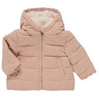 Clothing Girl Jackets Ikks CACAO Pink
