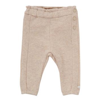 Clothing Girl Leggings Ikks CITROUILLE Beige