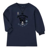 Clothing Girl Sweaters Ikks MANDARINE Marine