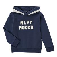 Clothing Boy Sweaters Ikks SEPIA Marine