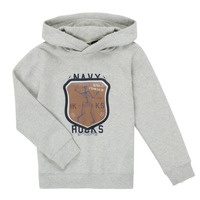 Clothing Boy Sweaters Ikks LAVANDE Grey