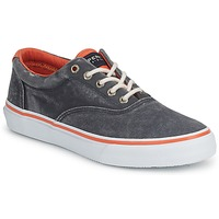 Shoes Men Low top trainers Sperry Top-Sider STRIPER NAVY / Orange