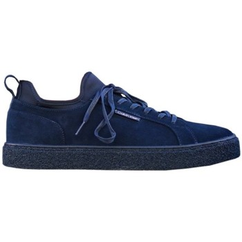 Shoes Men Low top trainers Calvin Klein Jeans B4F1182 Navy blue