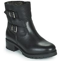 Shoes Women Ankle boots Minelli LEILA Black