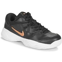 Shoes Women Low top trainers Nike WMNS NIKE COURT LITE 2 Black / Bronze