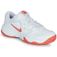 Shoes Women Low top trainers Nike WMNS NIKE COURT LITE 2 White / Pink