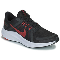 Shoes Men Running shoes Nike NIKE QUEST 4 Black / Red