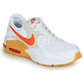 Shoes Men Low top trainers Nike NIKE AIR MAX EXCEE White / Orange