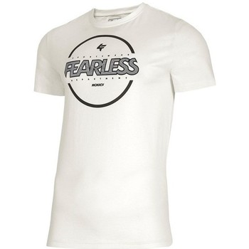 Clothing Men Short-sleeved t-shirts 4F TSM015 White