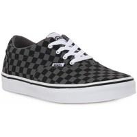 Shoes Men Skate shoes Vans Doheny Black, Grey