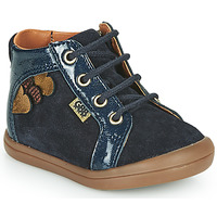 Shoes Girl Hi top trainers GBB PRUNE Blue