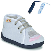 Shoes Children Slippers GBB APOLOCHON Blue