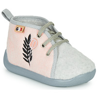 Shoes Children Slippers GBB APOLOCHON Pink
