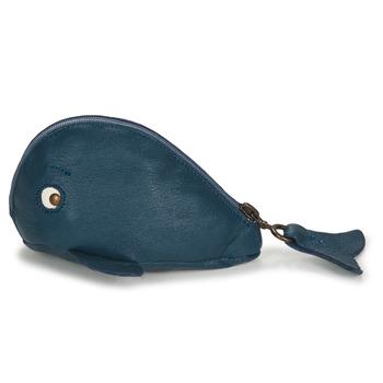 Bags Children Purses Easy Peasy ZIPPY BALEINE Blue