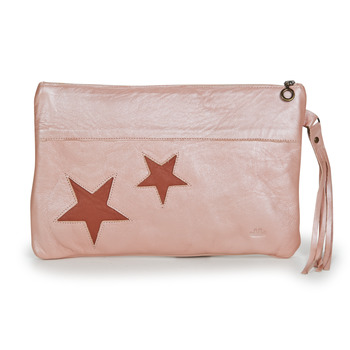 Bags Girl Evening clutches Easy Peasy POUCHY ETOILE Pink