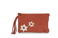 Bags Girl Evening clutches Easy Peasy POUCHY EDELWEISS Pink