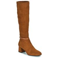 Shoes Women High boots JB Martin ANNA Brown