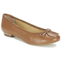 Shoes Women Flat shoes Balsamik ALVES largeur normale CAMEL