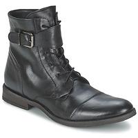 Shoes Women Mid boots Balsamik EMA Black