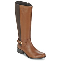 Shoes Women High boots Balsamik MIRA CARAMEL