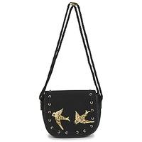 Bags Women Small shoulder bags Moony Mood OBAG Black