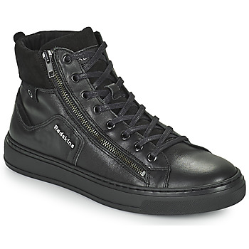 Shoes Men Hi top trainers Redskins HOPESO Black