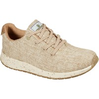 Shoes Women Low top trainers Skechers 113529-NAT-030 Bobs Earth Sunset Peace Natural