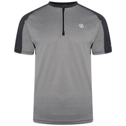 Clothing Men Short-sleeved t-shirts Dare 2b ACES II Technical Jersey Grey