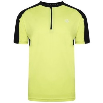 Clothing Men Short-sleeved t-shirts Dare 2b ACES II Technical Jersey Yellow