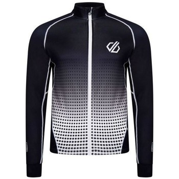 Clothing Men Track tops Dare 2b AEP VIRTUOSITY Long-Sleeved Cycling Jersey Black