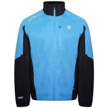 Clothing Men Track tops Dare 2b MEDIANT Waterproof and Breathable Jacket Blue