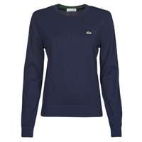 Clothing Women Jumpers Lacoste RAPHAEL Blue