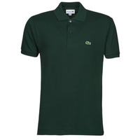 Clothing Men Short-sleeved polo shirts Lacoste POLO CLASSIQUE L.12.12 Green