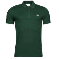 Clothing Men Short-sleeved polo shirts Lacoste POLO SLIM FIT PH4012 Green