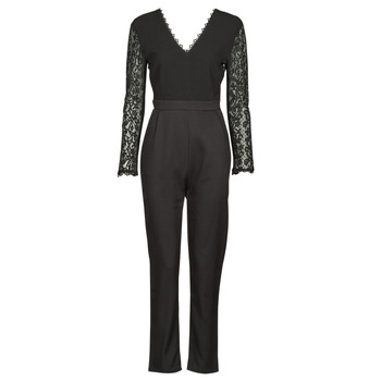 Clothing Women Jumpsuits / Dungarees Betty London PARILLO Black