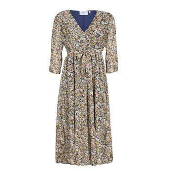 Clothing Women Long Dresses Betty London PARINA Multicolour