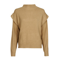 Clothing Women Jumpers Betty London PARIVA Brown